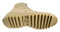Hot Weather Desert Boot with Ripple Outsole