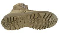 Mil-Spec Hot Weather Steel-toe Boot in Coyote