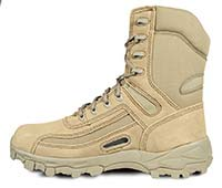 "8"" Terassault Freedom Articulated Tactical Boot-Desert Tan"