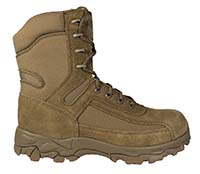 "8"" Terassault Freedom Articulated Tactical Boot - COYOTE"