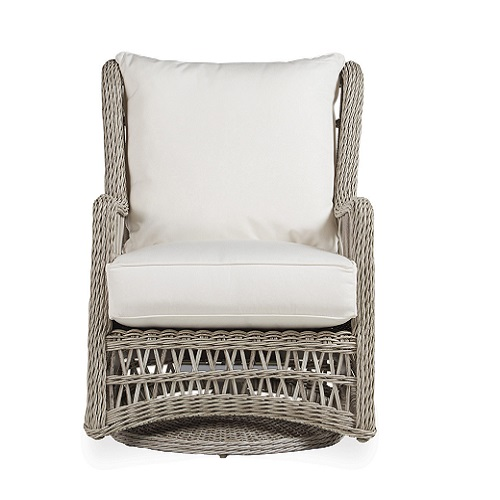 Mackinac High Back Swivel Glider Lounge Chair