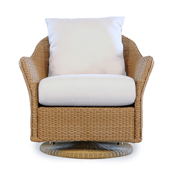 Weekend Retreat Swivel Glider Lounge Chair