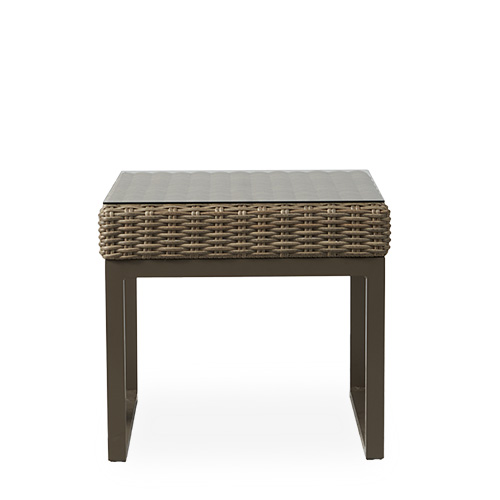 "Milan 25"" Square End Table"