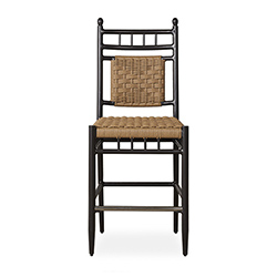 Low Country Armless Bar Stool