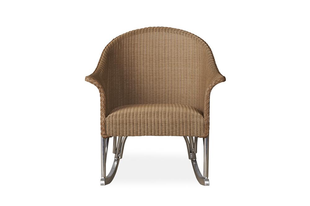 All Seasons Lounge Rocker with Padded Seat