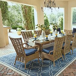 Magnolia Armless Dining Chair