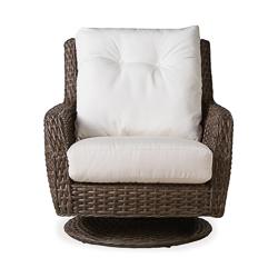 Largo High Back Swivel Rocker Lounge Chair