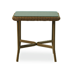 """Solstice 22"""" Square End Table"""