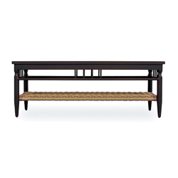 "Low Country 48"" Rectangular Cocktail Table"