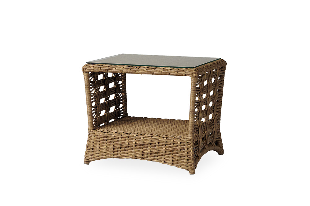 "Magnolia 25"" Rectangular End Table"