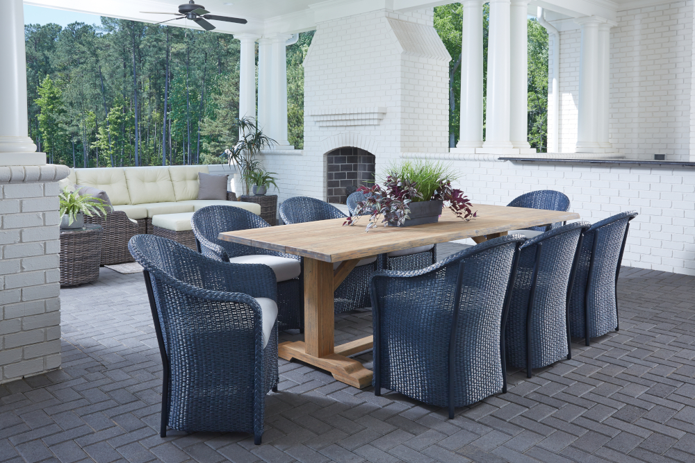 Weekend Retreat Dining Armchair