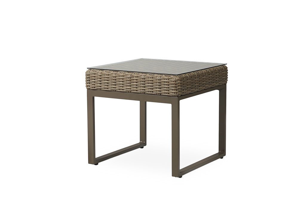 "Milan 24.5"" Square End Table"