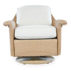Oxford Swivel Glider Lounge Chair