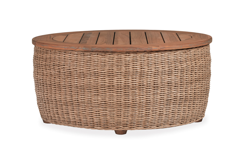 "Tobago 36"" Round Cocktail Table"