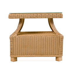 "Hamptons 23"" Square End Table"