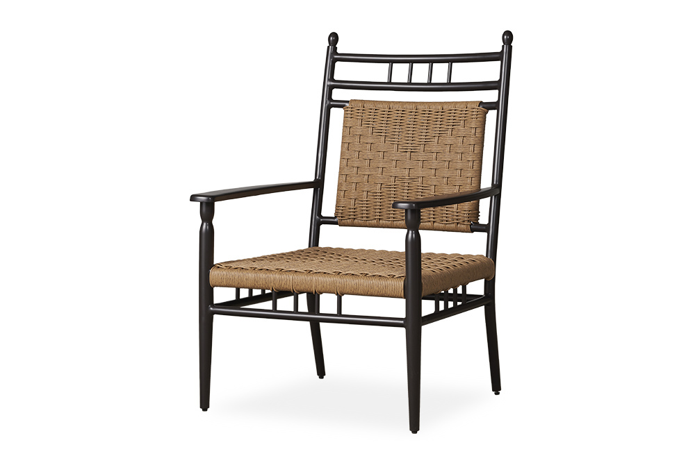 Low Country Cushionless Lounge Chair