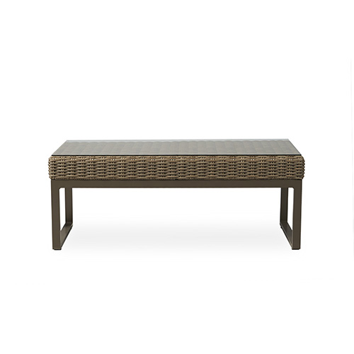 "Milan 49"" Rectangular Cockail Table"