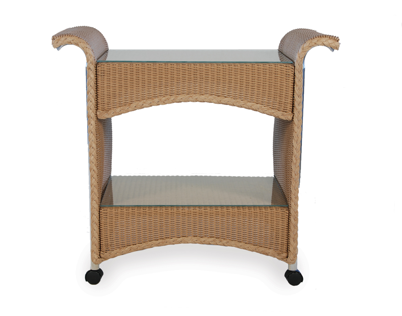 Loom Castered Bar Cart