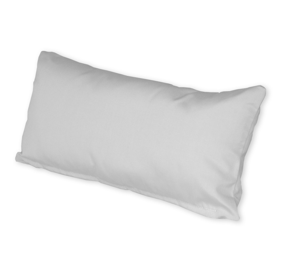 "12"" H x 20"" W Kidney Pillow"