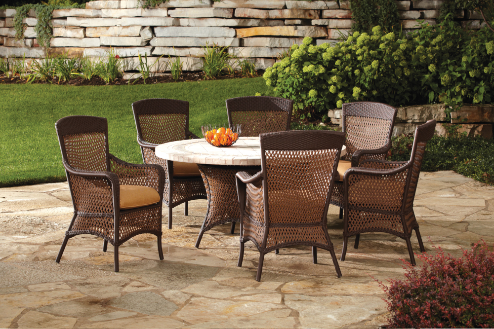 Grand Traverse Dining Armchair