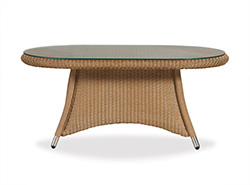 "Generations 42"" Oval Cocktail Table"