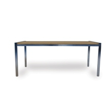 "Elements 71"" Rectangular Dining Table"