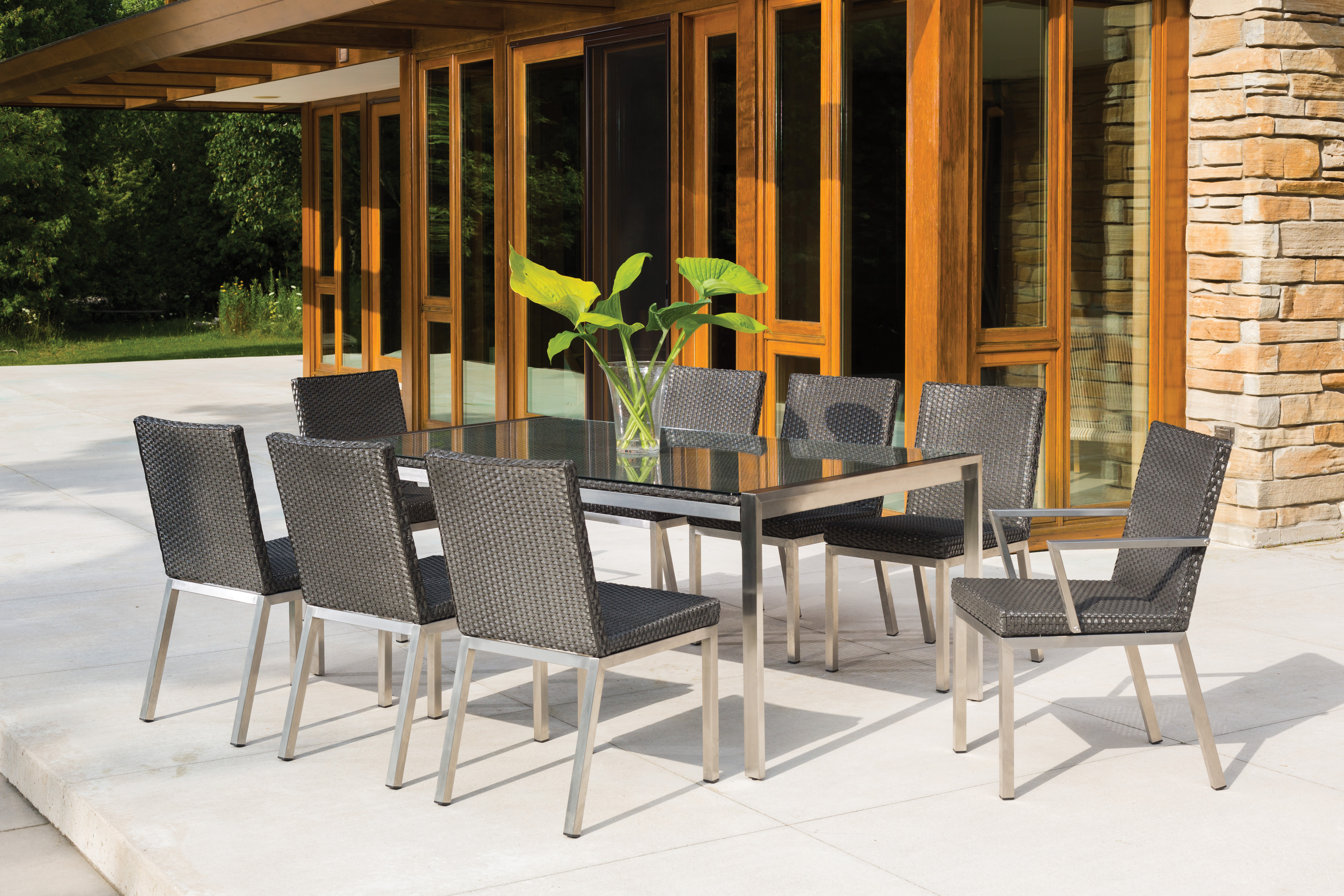 Elements Armless Dining Chair