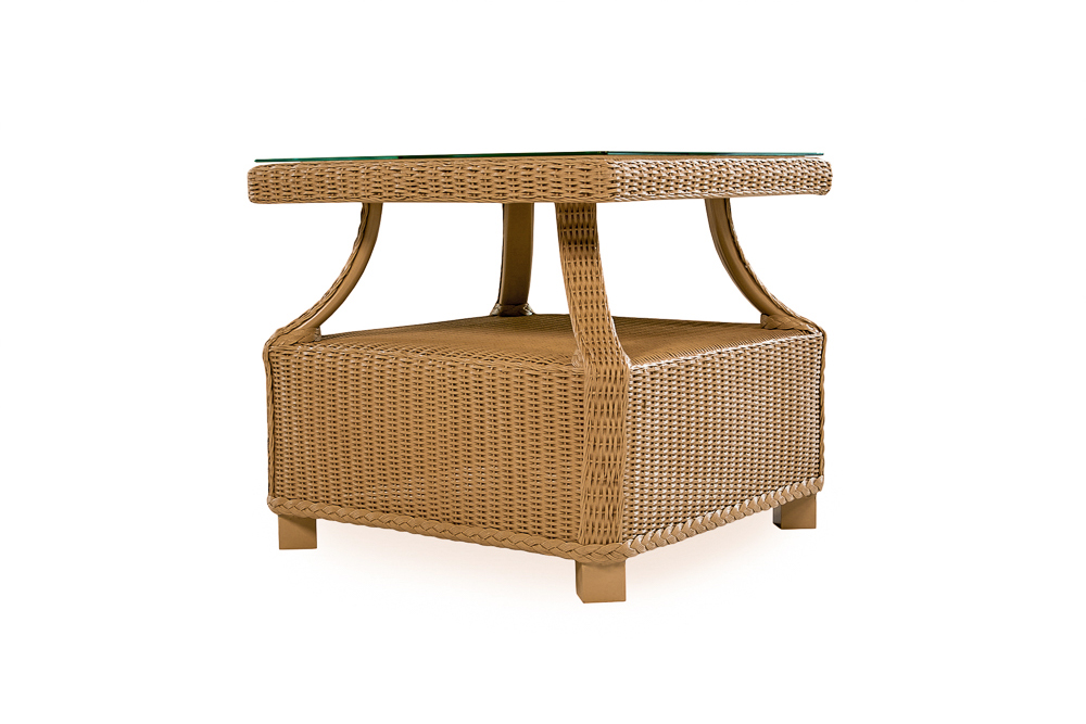 "Hamptons 22"" Square End Table"