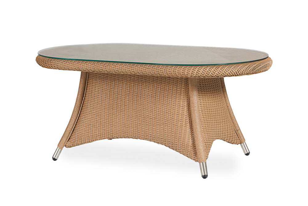 """Generations 42"""" Oval Cocktail Table"""