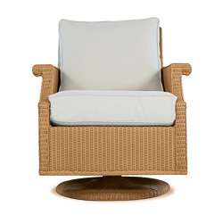 Hamptons Swivel Rocker Lounge Chair