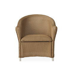 Reflections Lounge Chair with Padded Seat