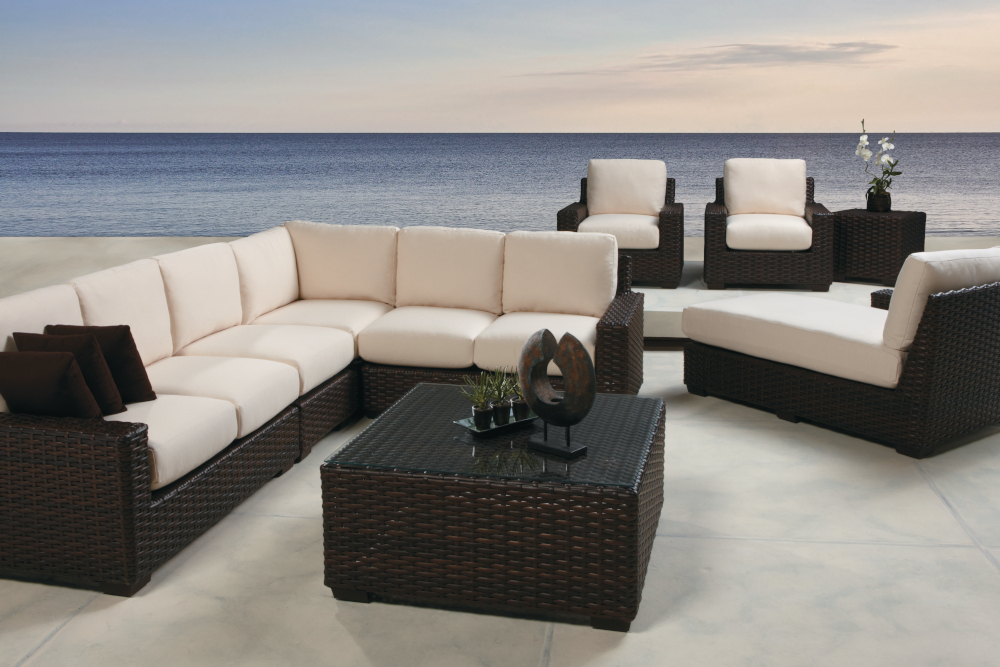 Contempo Armless Sectional