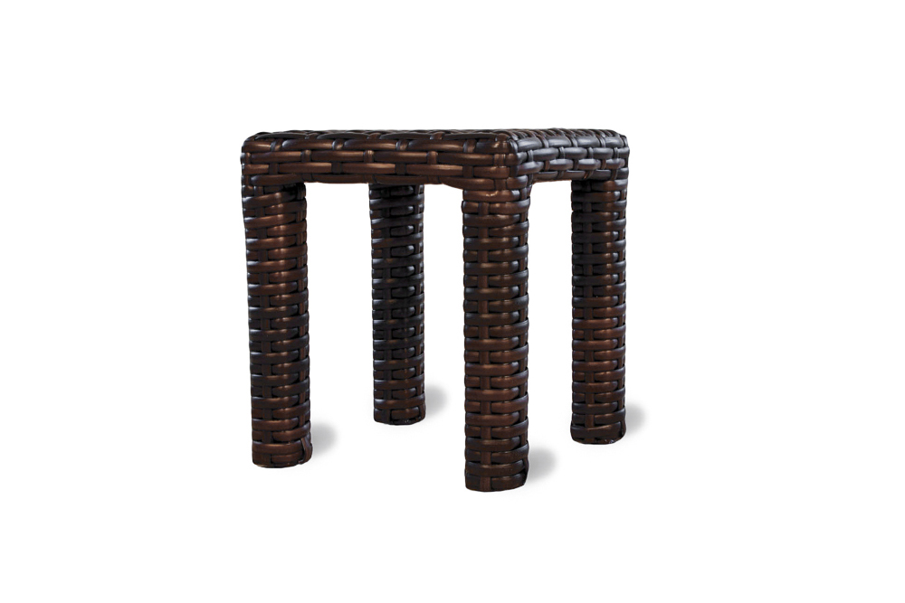 "Contempo 16"" Square Stool/End Table"