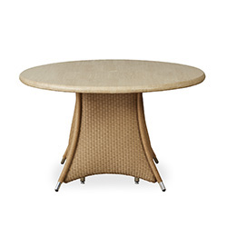 "Generations 48"" Round Umbrella Dining Table"