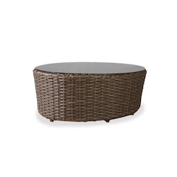 """Largo 48"""" Oval Cocktail Table"""