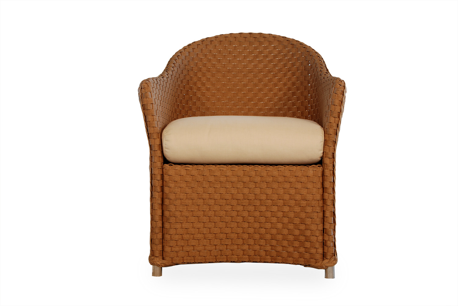 Weekend Retreat Dining Armchair 10 x 10 Weave