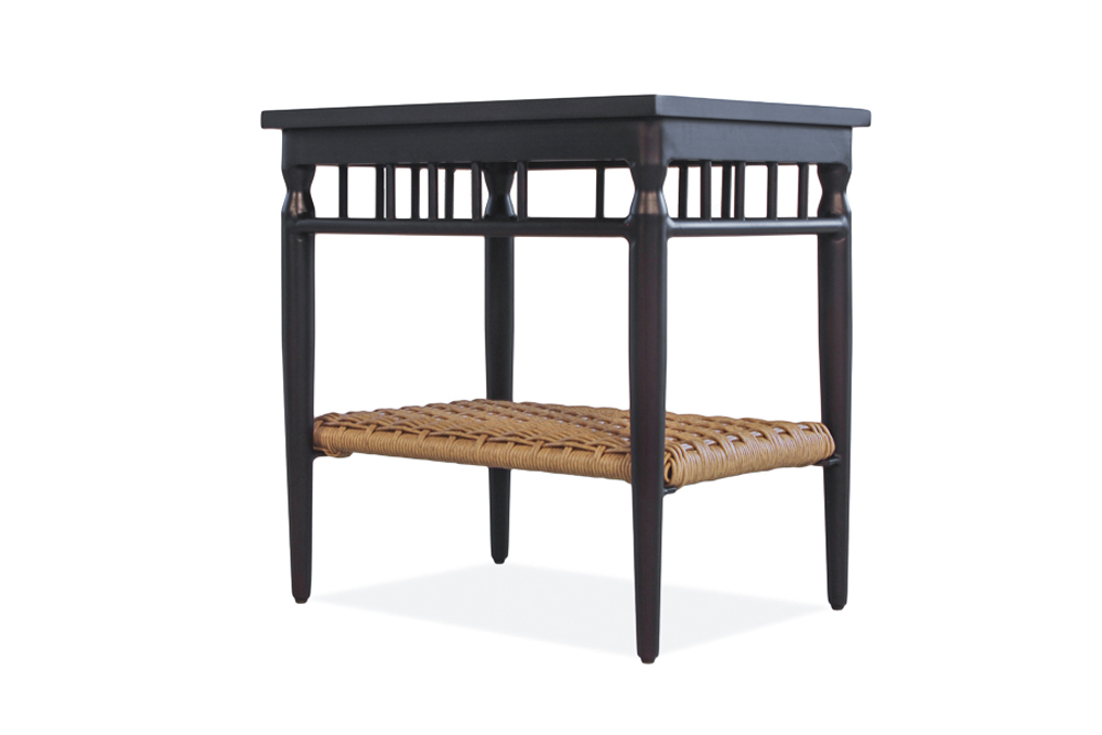 "Low Country 24"" Rectangular End Table"