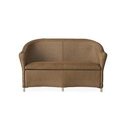 Reflections Loveseat with Padded Seat