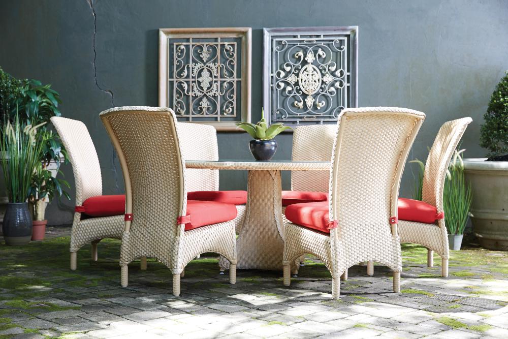 Mandalay Armless Dining Chair