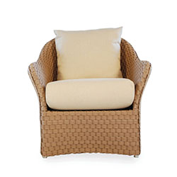 Weekend Retreat Lounge Chair 10 x 10 Weave