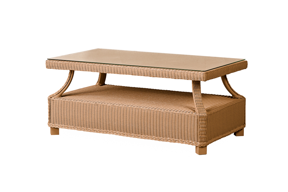 "Hamptons 42"" Rectangular Cocktail Table"
