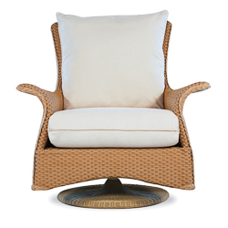 Mandalay Swivel Rocker Lounge Chair