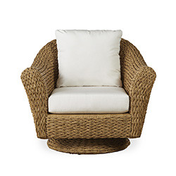 Cayman Swivel Rocker Lounge Chair Lloyd Flanders Furniture R69