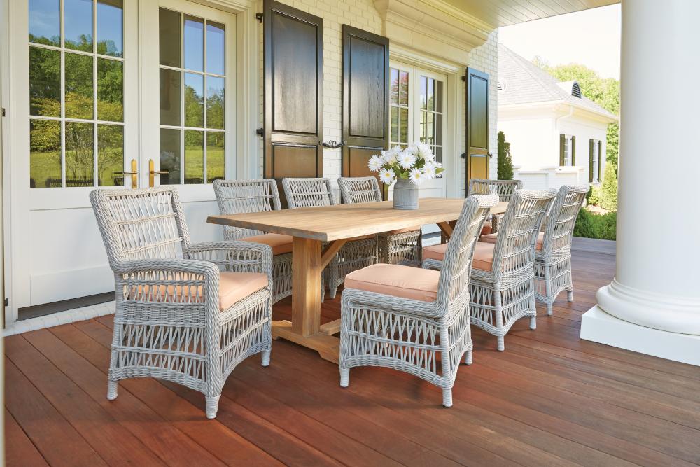 Mackinac Armless Dining Chair