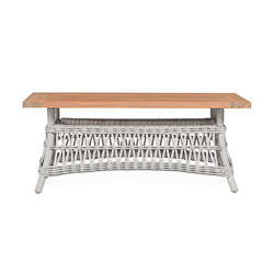 "Mackinac 43"" Rectangular Cocktail Table"