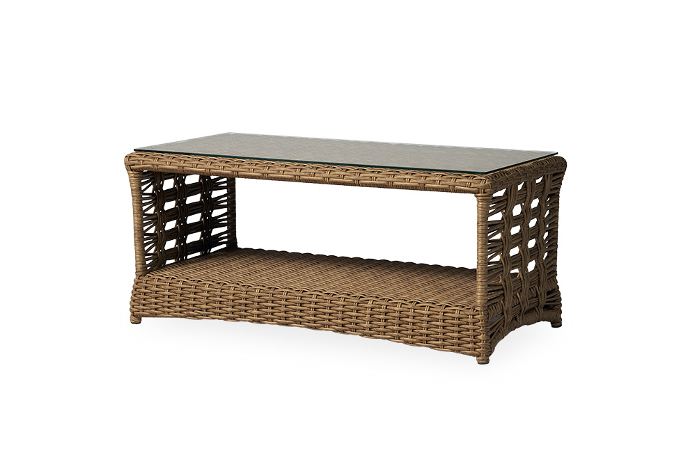 "Magnolia 42.5"" Rectangular Cocktail Table"