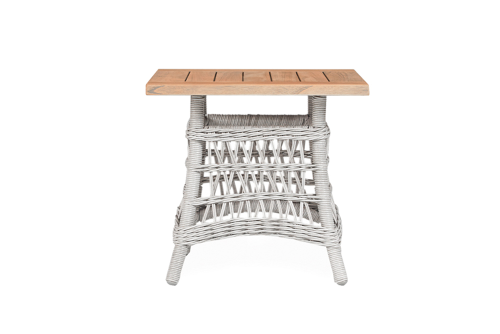"""Mackinac 24"""" Square End Table"""