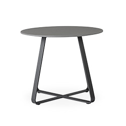 """Accessories 24"""" Round End Table"""