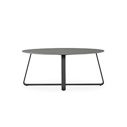 """Accessories 42"""" Oval Cocktail Table"""