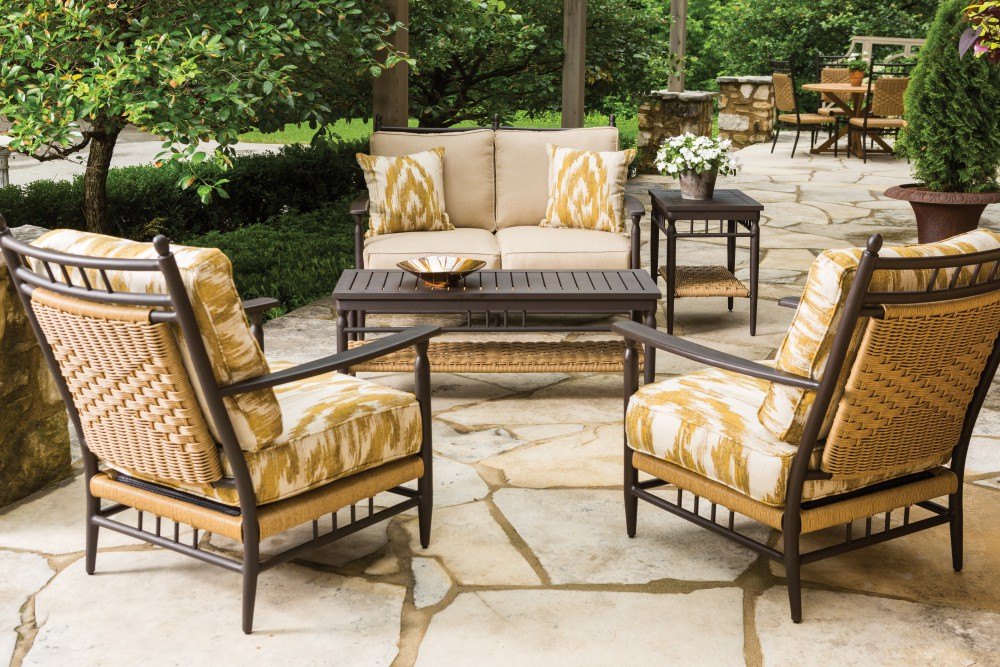 Collection Lloyd Flanders Premium Outdoor Furniture In